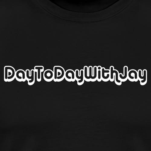 DayToDayWithJay - Men's Premium T-Shirt