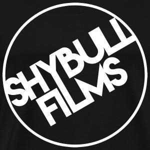 ShyBull Films Circle Logo - Men's Premium T-Shirt
