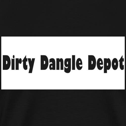 Dirty Dangle Depot Concept III - Men's Premium T-Shirt