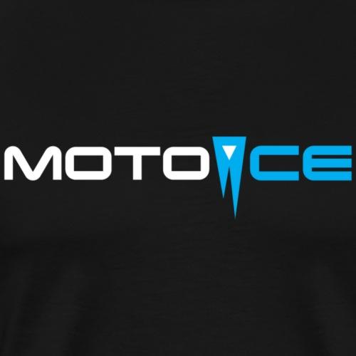 MotoIce logo - Men's Premium T-Shirt