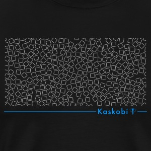 Phantom Collage // Kaskobi - Men's Premium T-Shirt