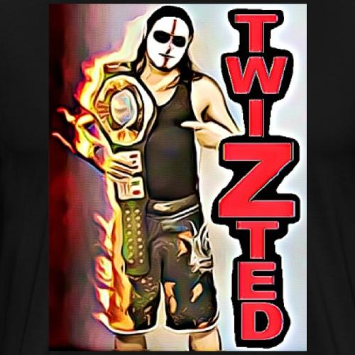 TwiZted Title - Men's Premium T-Shirt
