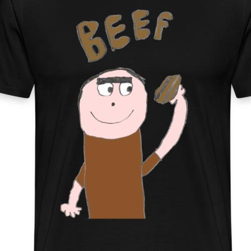 Dad: Beef - Men's Premium T-Shirt