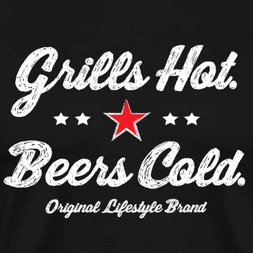 Grills Hot. Beers Cold. : Grill Master Lifestyle