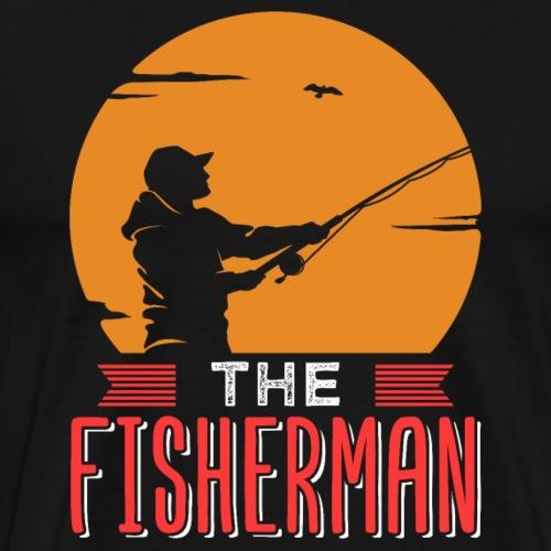 The Fisherman - Men's Premium T-Shirt