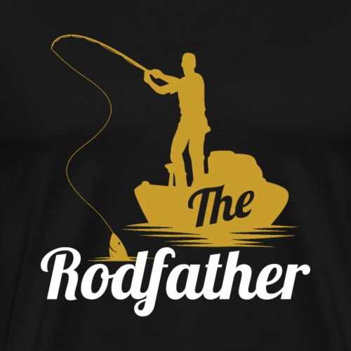 The Rodfather - Men's Premium T-Shirt