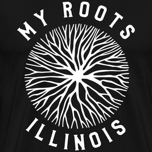 Illinois - Men's Premium T-Shirt