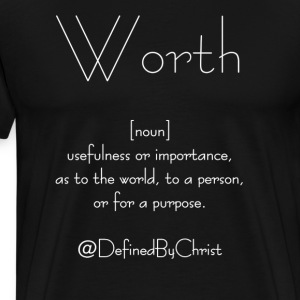 Worth - Men's Premium T-Shirt