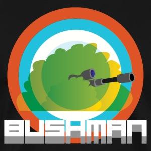 BUSHMAN! - Men's Premium T-Shirt