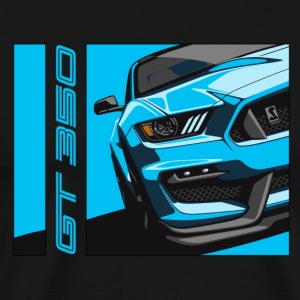 2017 Ford Shelby GT350 - Men's Premium T-Shirt