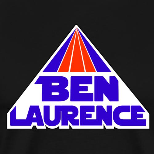 BL Spaceport Logo - Men's Premium T-Shirt