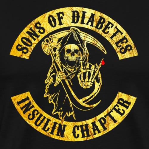 Sons Of Diabetes - Men's Premium T-Shirt