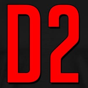 D2 ARMY OFFICIAL FIRST MERCHANDISE! - Men's Premium T-Shirt