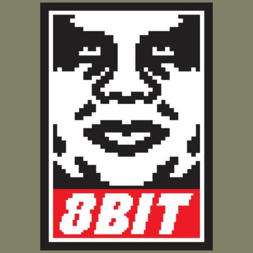 8bit style - Men's Premium T-Shirt