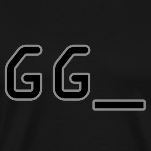 GG - Men's Premium T-Shirt