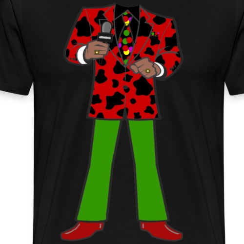 The Red Cow Suit - Men's Premium T-Shirt
