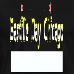 Bastille Day Chicago - Men's Premium T-Shirt