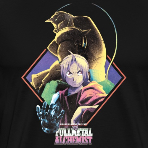 Fullmetal Alchemist - Men's Premium T-Shirt