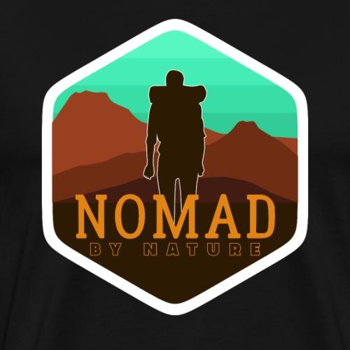 Nomad By Nature - Men's Premium T-Shirt
