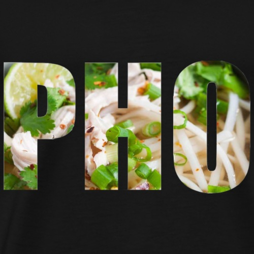 pho - Men's Premium T-Shirt