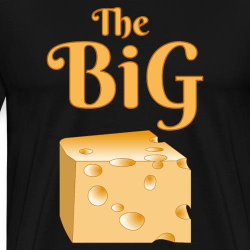 The Big Cheese - Men's Premium T-Shirt