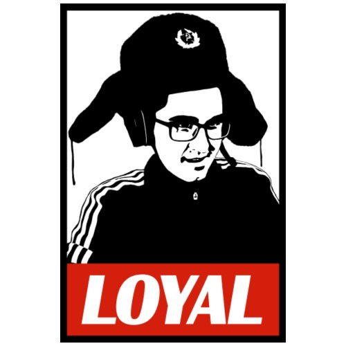 LOYAL LOGO - Men's Premium T-Shirt