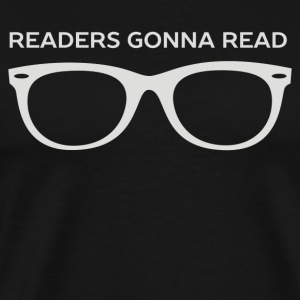 Readers Are Gonna Read - Men's Premium T-Shirt