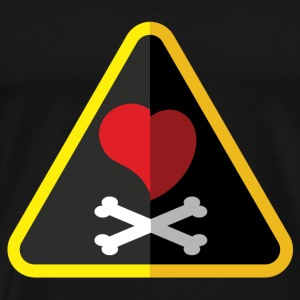 Love is a Pirate (Sometimes) - Men's Premium T-Shirt