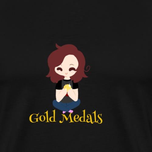 Gold Medals - Men's Premium T-Shirt