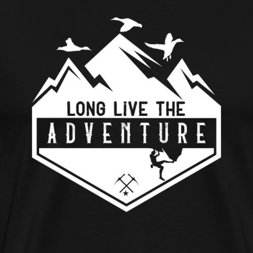 Long Live The Adventure - Men's Premium T-Shirt