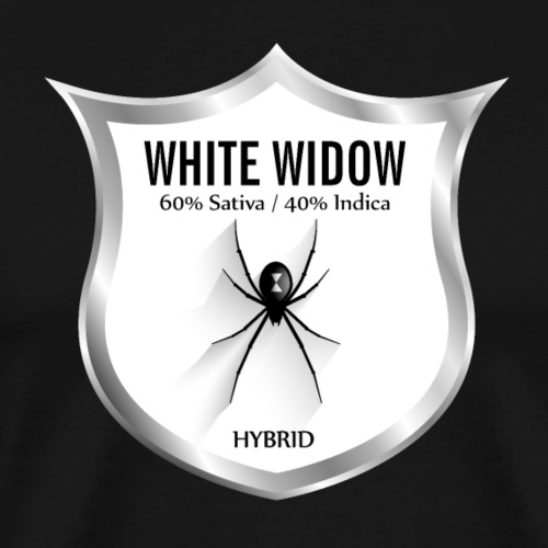White Widow - Men's Premium T-Shirt