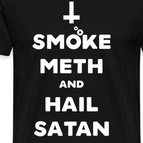 Hail Satan T Shirts - Men's Premium T-Shirt