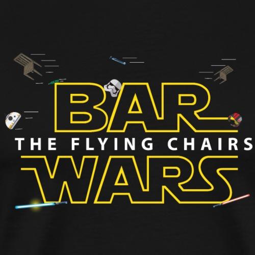 BAR WARS - Men's Premium T-Shirt