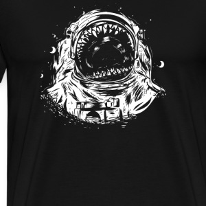 Crowd Spaceman - Men's Premium T-Shirt