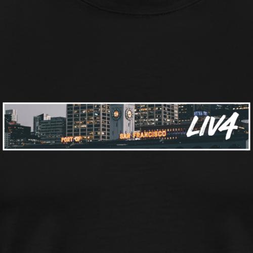 CITY: San Francisco (Harbor) - Men's Premium T-Shirt