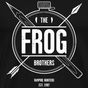 Frog - The Frog Brothers - Men's Premium T-Shirt
