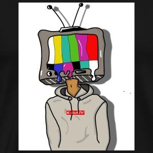 TV HEAD - Men's Premium T-Shirt