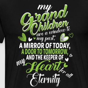 My Grandchildren T Shirt - Men's Premium T-Shirt