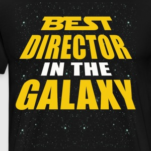 Best Director In The Galaxy - Men's Premium T-Shirt