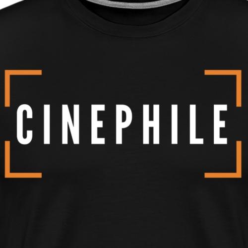 CINEPHILE - Men's Premium T-Shirt
