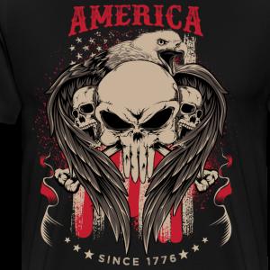 America 1776 - Men's Premium T-Shirt