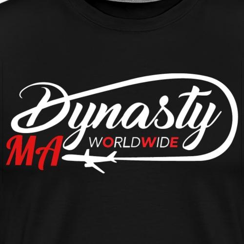 Dynasty MA BLK Shirts - Men's Premium T-Shirt