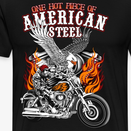 one hot piece - Men's Premium T-Shirt