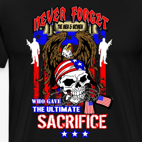 Ultimate Sacrifice Shirt - Men's Premium T-Shirt