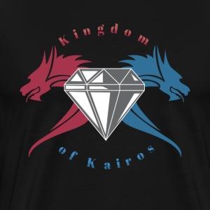 Kingdom of Kairos - Men's Premium T-Shirt