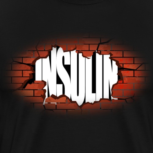 Insulin Breakthrough - Men's Premium T-Shirt