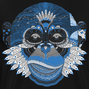 Monkey Tribe - Men's Premium T-Shirt