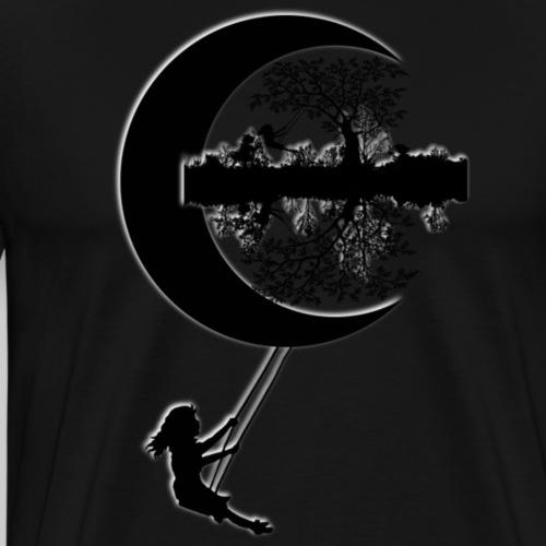 Midnight Swinging - Men's Premium T-Shirt