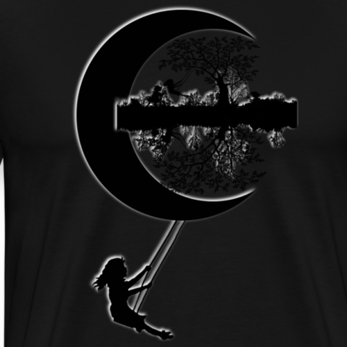 Midnight Swinging - Men's Premium T-Shirt