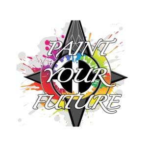 Paint Your Future - Men's Premium T-Shirt